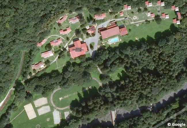 rekreacni-stredisko-prudka-google-mapa