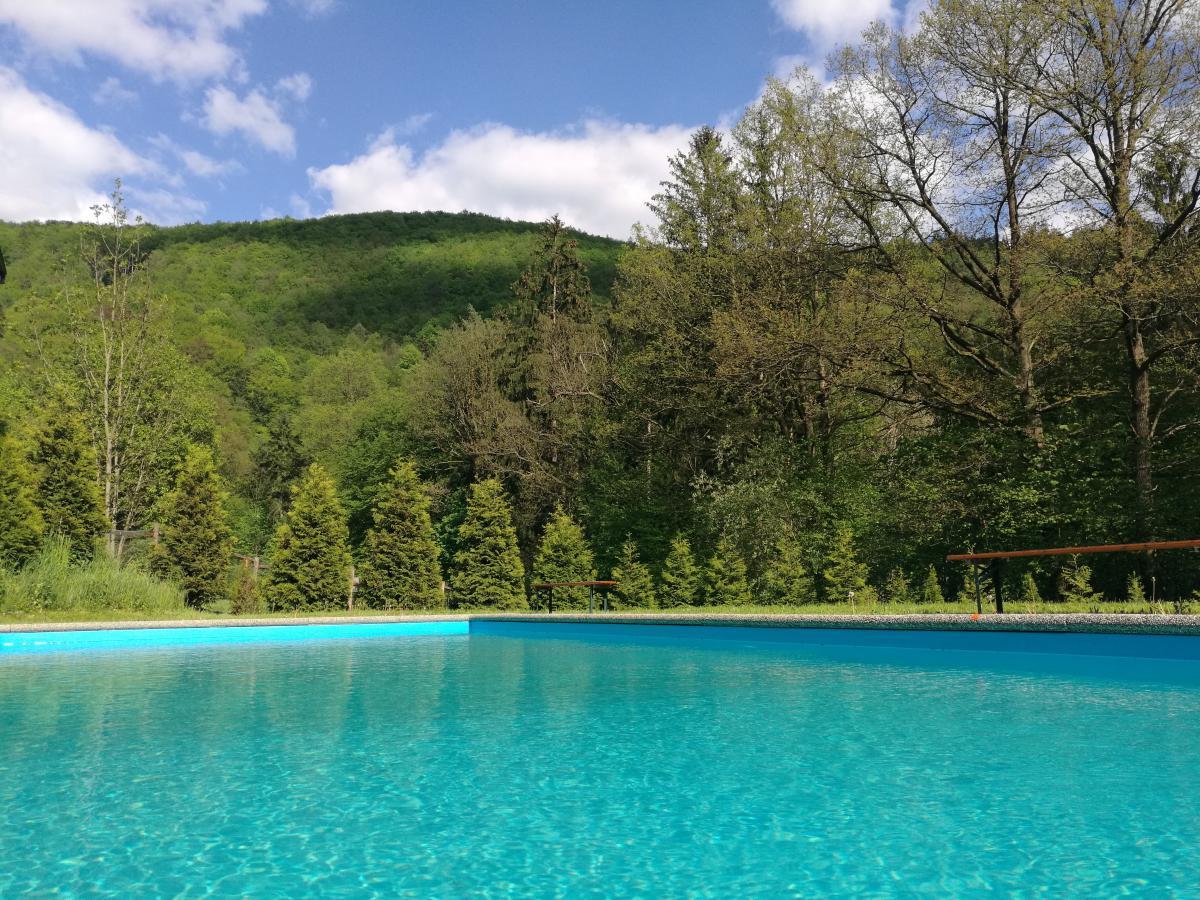 Rekreační středisko s bazénem